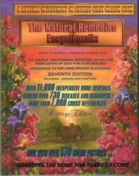 Natural Home Remedies Encyclopedia Book Healing HERBS ADVENTIST FAMILY HOME BOOK $45.99