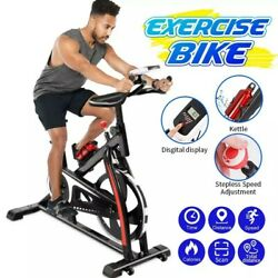 Stationary Exercise Bicycle Indoor Bike Cardio Health Cycling Home Fitness home $209.99