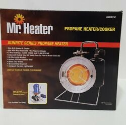 Mr. Heater 15000 BTU Propane Single Tank Top Heater and Cooker $49.99