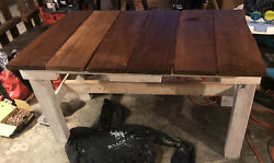 Wooden Table $130.00