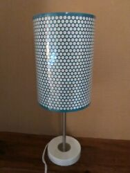 Modern Lamp with shade $12.50