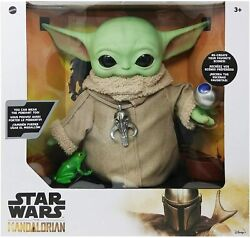 Star Wars The Mandalorian Baby Yoda with Accessories The Child Baby Yoda Toy $84.99