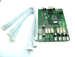 1Pc Modified Bitmain Antminer S9 Control Board for 6 Hash Baord 4Fan with cable $58.00