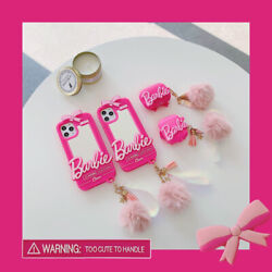 Barbie Mirror AirPods 1amp;2 Pro Box amp; Phone Case Cover For iPhone 11 Pro 7 XR Cute $10.28