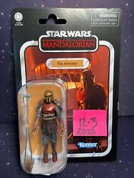2020 Star Wars Vintage Collection VC179 Mandalorian The Armorer c 8 In Hand $29.99