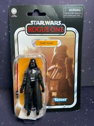 2020 Star Wars Vintage Collection VC178 Rogue One Darth Vader NON MINT $19.99