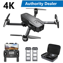 Holy Stone HS720 GPS Drone with 4K Camera Brushless FPV Foldable RC Quadcopter $199.99