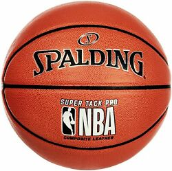 Spalding NBA 29.5 Super Tack Pro Indoor Outdoor Basketball shipped inflated $27.19