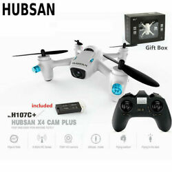 Hubsan X4 Plus H107C RC Headless Quadcopter Drone with 720P HD Camera LED EY $6.36