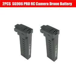 2x SG906 PRO RC Camera Drone Battery 2800mAh Quadcopter Rechargeable Battery NEW $31.99