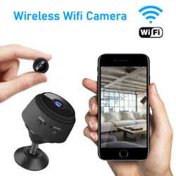 Mini Hidden Spy Camera Wireless Wifi IP Home Security HD 1080P DVR Night Vision $19.95