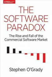 Software Paradox : The Rise and Fall of the Commercial Software Market Paper...