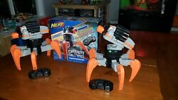 1 New in box amp; 2 w o box Nerf Combat Creatures Terradrone RC Battle Drone C $300.00