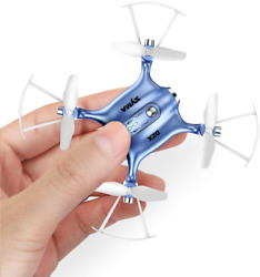 Mini Drones for Kids or Adults RC Drone Helicopter Toy Easy Indoor Small Flyin $55.47