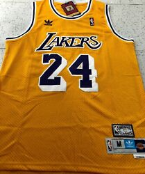 Kobe Bryant #24 Vintage Los Angeles Lakers basketball jersey men#x27;s new $26.79