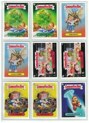 2020 GARBAGE PAIL KIDS 2020 WAS THE WORST WEEK 1 COMPLETE SET OF 10 CARDS GPK $29.99
