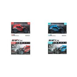 Power Craze Shift 24 Mini RC High Speed Vehicle Blue or Red $44.98