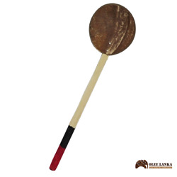 Coconut Shell Spoon Natural Kitchen Tools 03 PCS S M L Ceylon Registered Post $8.95