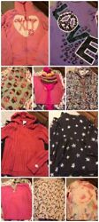 Girls Size 10 12 Clothing Lot 10 Items Shirts Pants Dress Coat Hat amp; More $60.00
