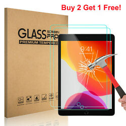 Premium Tempered GLASS Screen Protector for Apple iPad 8th Generation 2020 10.2 $5.99