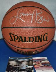 LARRY BIRD AUTOGRAPHED SPALDING OFFICIAL FULL SIZE NBA BASKETBALL JSA $239.99