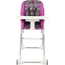 Evenflo Symmetry Flat Fold High Chair Daphne $68.99