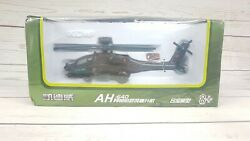 Diecast Metal Military Model Toys 1:64 Boeing AH 64 Apache Helicopter Gunship NB $34.92
