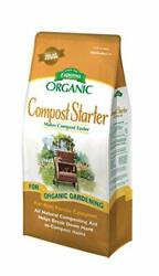 Espoma Compost Starter Natural amp; Organic Composting Aid 4 lb Pack of 1 $24.65