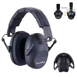 Ear Muffs Gun Shooting Range Hearing Protection Noise Cancelling Reduction Slim $12.89