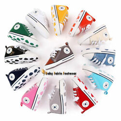 Classic Baby Boy Girl Crib Shoes Infant Sneakers Casual Shoes Size 1 2 3 $9.99