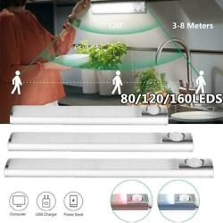 LED Wardrobe Closet Cabinet Light Human Body Infrared Induction Battery Lamps` $15.99