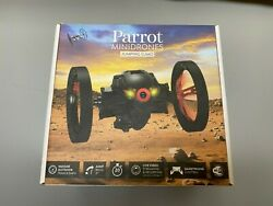 Parrot Mini Drone Jumping Sumo With Smartphone Control black color $99.00