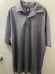 footjoy mens golf shirt small $24.00