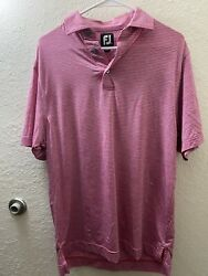 footjoy mens golf shirt small $25.00