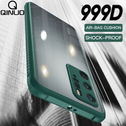 Shockproof Clear Case For Samsung Galaxy S20 FE S21 Note 20 Ultra 10 Plus Cover $7.99