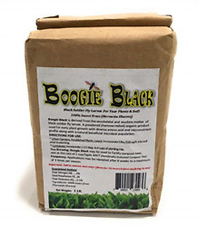 Boogie Brew Organic Insect Frass 1 Lbs Black Soldier Fly Larvae Derived from $20.22