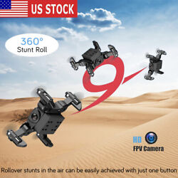 Mini Drone 4DRC V2 Selfie WIFI FPV With HD Camera Foldable Arm RC Quadcopter US $33.99