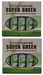 KL Design amp; Import 20 Bottles of Super Green Lucky Bamboo Fertilizer Plant Food $18.82