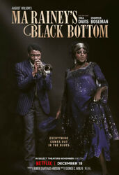 Ma Rainey#x27;s Black Bottom 2020 DVD NEW FREE SHIPPING WITH TRACKING