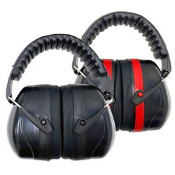 Ear Muffs 34dB Hearing Foldable Noise Reduction Protection Gun Shooting Range $12.55