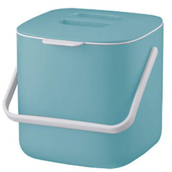 Compost Bin Indoor Kitchen Sealed LALASTAR 2.6L Countertop Compost Bin With $30.63