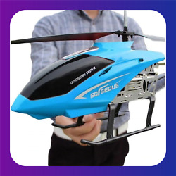 Super Large Helicopter RC Model Remote Control Outdoor Aircraft Toy New Vehicle $63.99