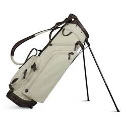 Sun Mountain 2018 Canvas Leather Stand Bag $169.99