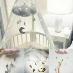 Baby Cloud Hanger Nordic Nursery Scandinavian Style Wall Kids Room Decorations $21.36