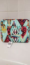 Vera Bradley Hanging Travel Organizer PUEBLO New Free Ship $34.99
