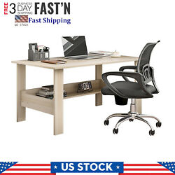 Modern Home Desktop Computer Desk Study Table Laptop Office Desk Workstation ❄ $51.98
