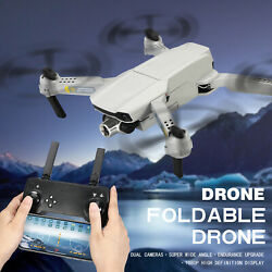 CSJ X2 RC 4K HD Aerial Drone FPV GPS Wifi Quadcopter Foldable Helicopter Outdoor C $61.09