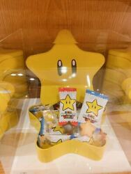 USJ Mario Star Assorted Sweets Can Universal Studios Japan Limited FS NEW $69.95