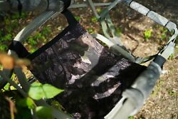Rustic Outdoor Products Universal Replacement Tree Stand Compact Camo Seat $25.98