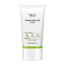 DR.G Green Mild Up Sun Plus 50ml SPF50 PA Dr G Green Mild Up Sun $18.99